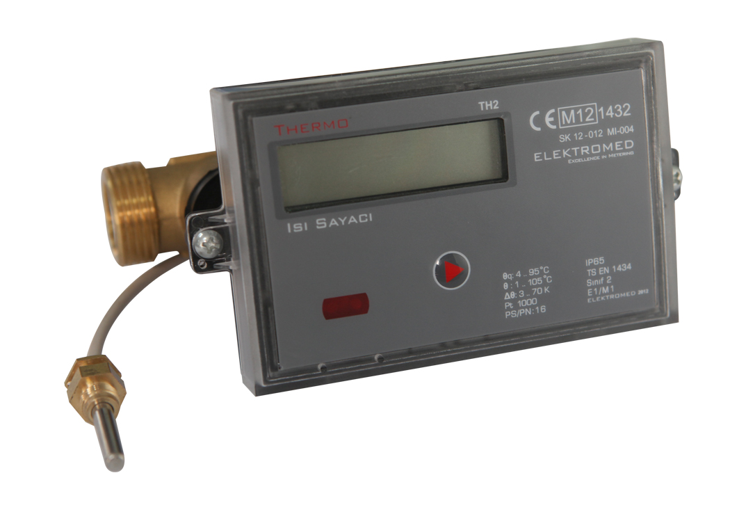 Elektromed thermo TH2 ultrasonik kalorimetre
