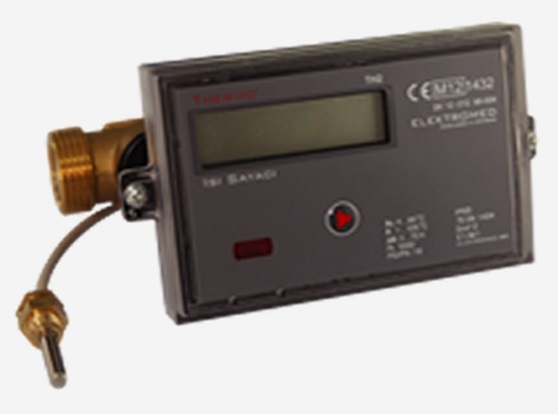 ELEKTROMED THERMO TH225 DN25  ULTRASONİK KALORİMETRE