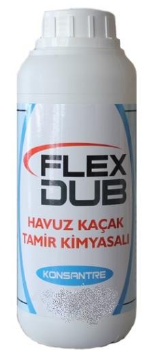 FLEX DUB DERZ ARASI ve HAVUZ KİMYASALI