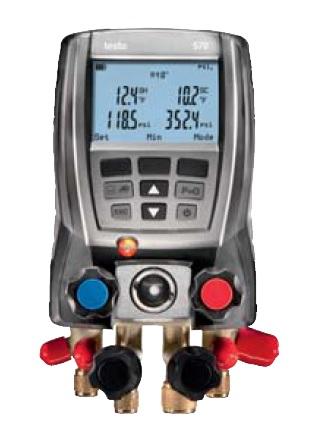 testo 570 Dijital manifold