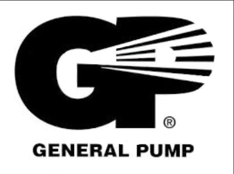 GENERAL PUMP LOGO