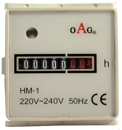 OAG HM-1 İŞ  GÜÇ SAATİ