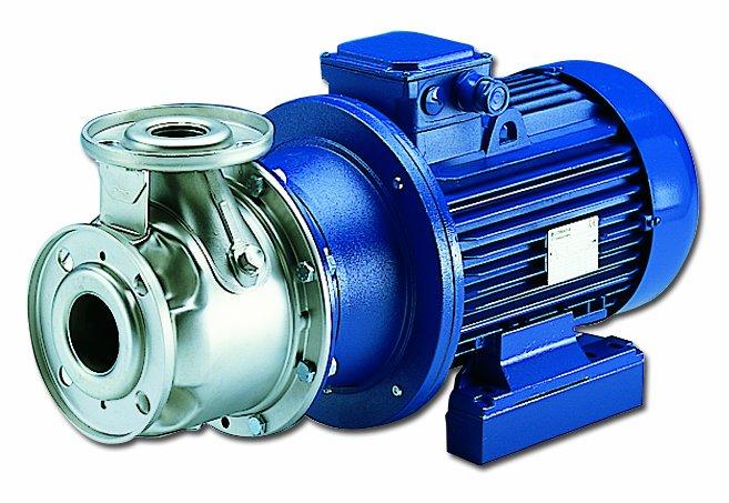Lowara SHOE ANSI 316L Açık Fanlı pasl. pompa