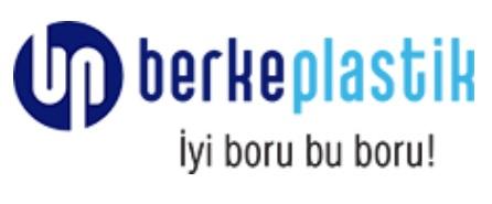 BERKE PLASTİK LOGO
