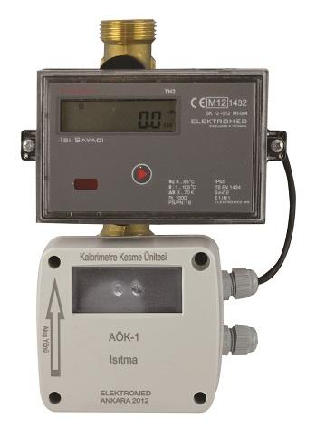 elektromed Thermo ön ödemeli kalorimetre