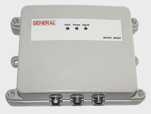 GENERAL GMC 200 MBUS  BAĞLANTI kalorimetre için