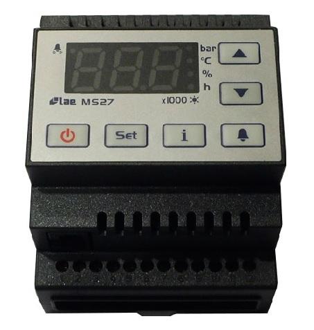 LAE MS27 Çoklu fan kontrol eden dijital kontrol cihazı