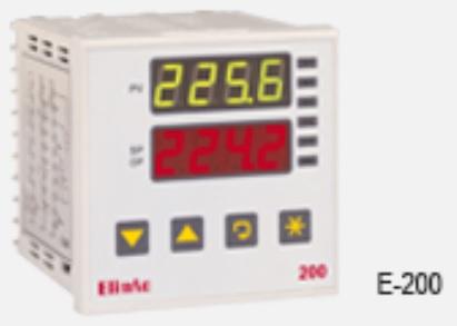 ELİMKO E200-2-1 GELİŞMİŞ UNİVERSAL KONTROL CİHAZLARI