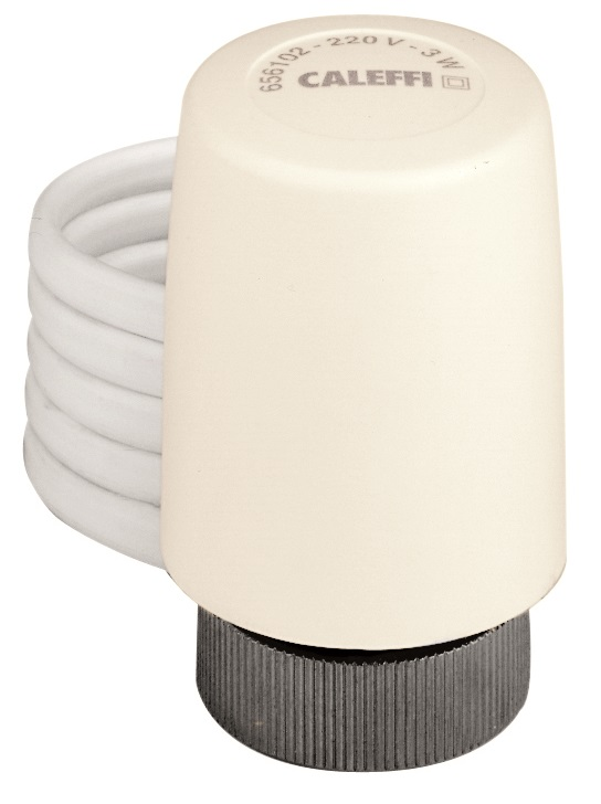 caleffi 656102 Termo-elektrik aktüatör