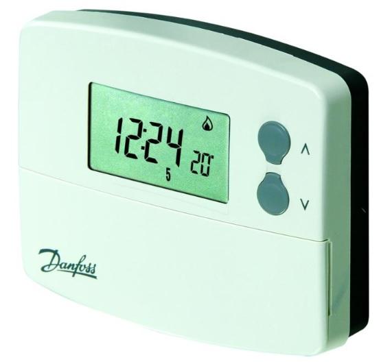 DANFOSS TP 5001 LCD EKRANLI, ODA TERMOSTATI