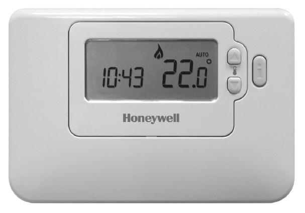 HONEYWELL CMT707A1037 Dijital Chronotherm oda termostatı Haftalık Proğramlı