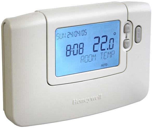HONEYWELL CMT907A1041 Dijital Chronotherm oda termostatı Haftalık Proğramlı