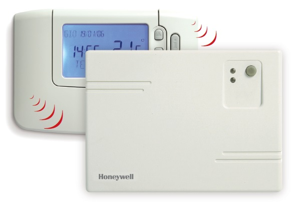 HONEYWELL CMT927A1049 CMT927RF Haftalık proğramlı termostat kablosuz