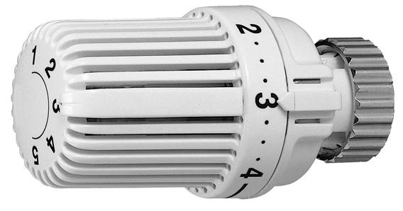HONEYWELL THERA  TERMOSTATİK KAFALAR T9001W0 Likit duyar elemanlı 6-28C 0 pozisyonl