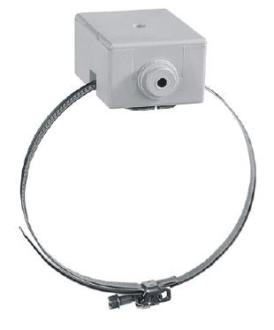 VF20A  Kelepçe boru tipi sensör