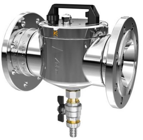 RBM 28471000 Flanşlı Manyetik Temizlenebilir Filtre
