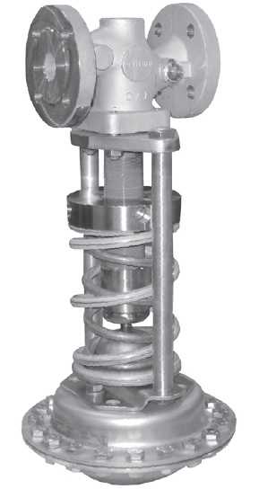 Samson Basınç Düşürücü Vana Denge kapsız Tip  41-23